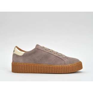 PICADILLY SNEAKER - SUEDE - PARME SOLE MASTIC