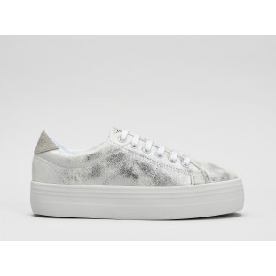 PLATO SNEAKER - GRAVITY - WHITE FOX WHITE