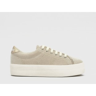 PLATO SNEAKER - PALAVAS - SABLE FOX OFF WHITE