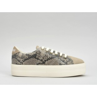 PLATO SNEAKER - BOALO/SUEDE - NATURAL/IVORY