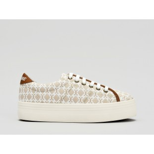 PLATO SNEAKER - ATARI - NUDE FOX OFF WHITE