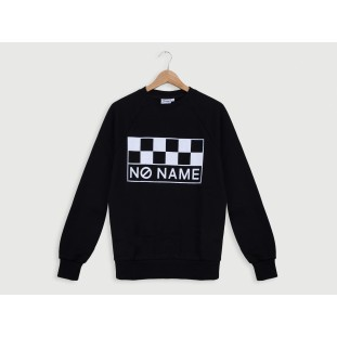 CLASSIC SWEAT SHIRT - COTON - BLACK