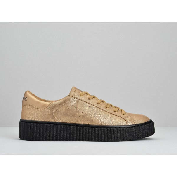 NO NAME PICADILLY SNEAKER - HOT - NACRE SOLE BLACK
