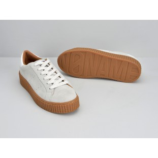 PICADILLY SNEAKER - SUEDE - WHITE SOLE MASTIC