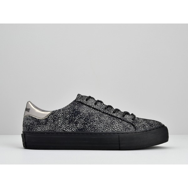 NO NAME ARCADE SNEAKER - MAGMA - BLACK