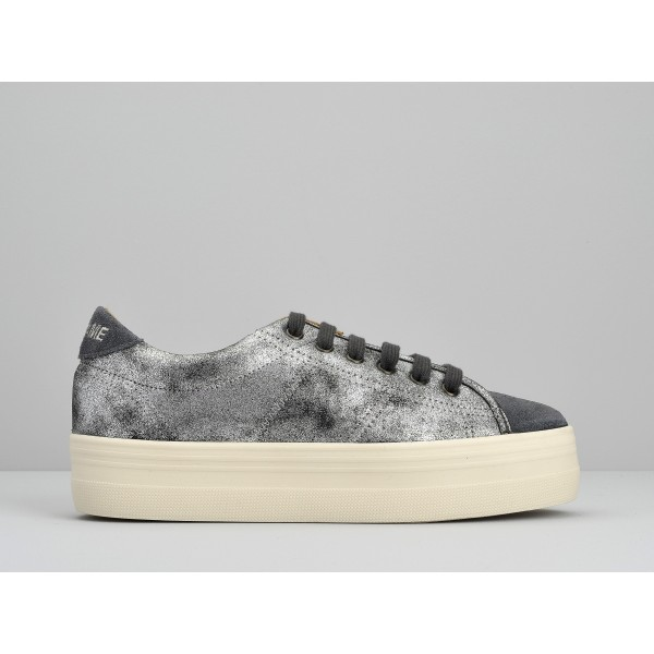 NO NAME PLATO SNEAKER - SUEDE/GLOOM - ARDOISE/PLOMB