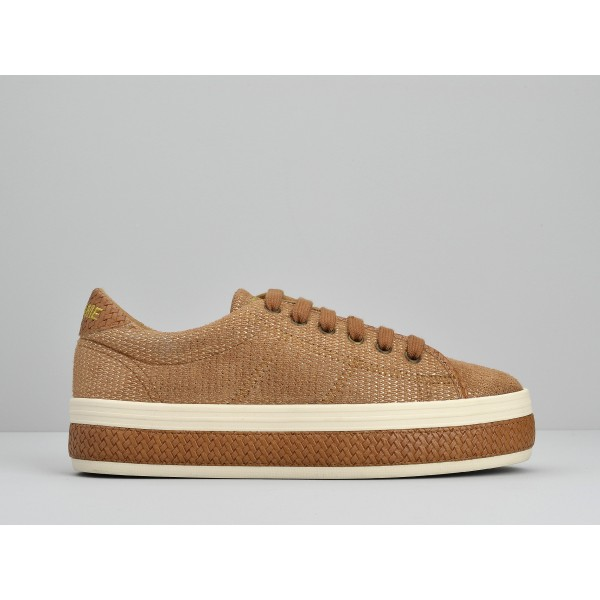 NO NAME MALIBU SNEAKER - CLIP - TAN