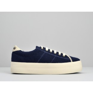 PLATO SNEAKER - WAKE - NAVY FOX DOVE