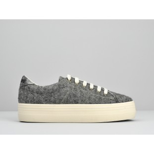 PLATO SNEAKER - WAKE - GREY FOX DOVE