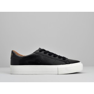 ARCADE SNEAKER - ALTEZZA LEATHER - NERO FOX WHITE