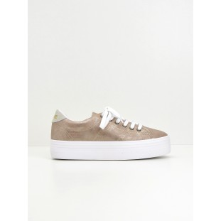 Plato Sneaker - After - Poudre