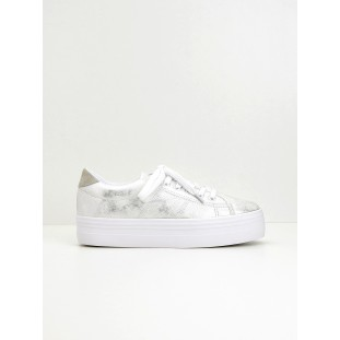 Plato Sneaker - After - Silver
