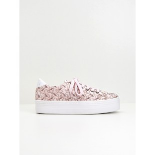 Plato Sneaker - Print Tiger - Light Pink