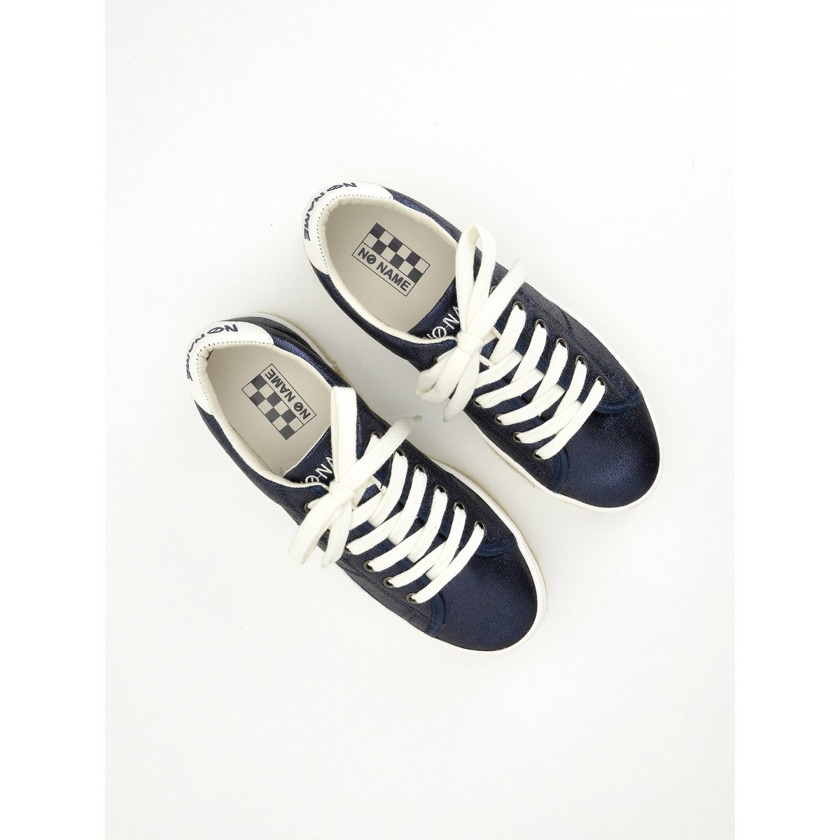 No Name Malibu Sneaker - Irun - Navy