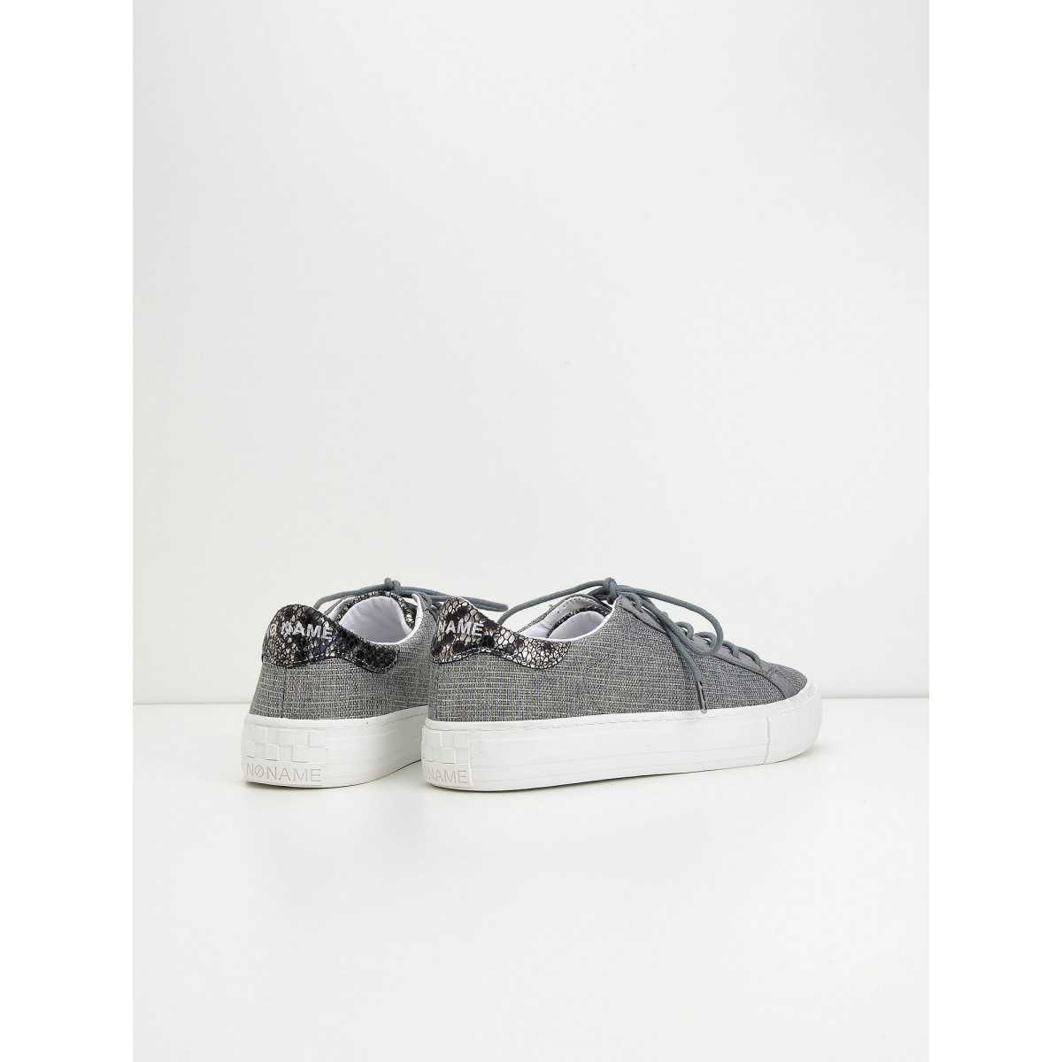 No Name Arcade Sneaker - Fortune - Grey