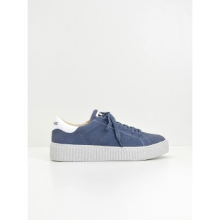 Picadilly Sneaker - Suede - Denim