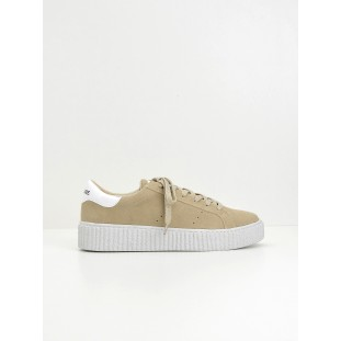 Picadilly Sneaker - Suede - Sable