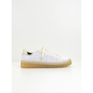 Picadilly Soft - Flex/Glass - White/Light Gold