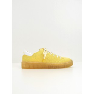 Picadilly Soft - Flex/Patent - Lemon/White