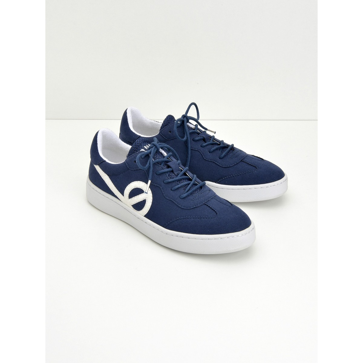 No Name Game Sneaker - Split - Navy