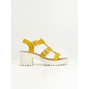 Tango Sandal - Crackle - Honey