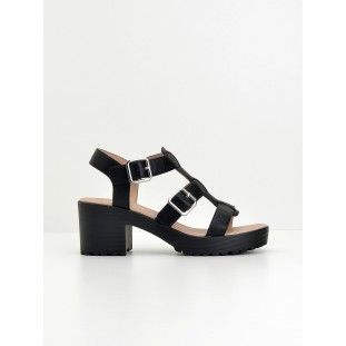 Tango Sandal - After - Black